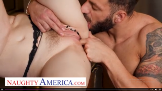 Naughty America – Bunny Colby orders her some delicious cock.m